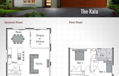 Double Story Modern House Plans New Pin On Rumah