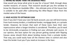 Flipping Houses Business Plan Elegant House Flipping Business Plan Pages 1 5 Text Version