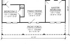 Floor Plans For A 2 Bedroom House Fresh Nice Two Bedroom House Plans 14 2 Bedroom 1 Bathroom House