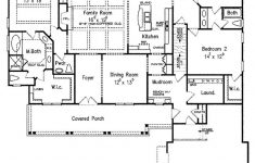 Floor Plans For A Three Bedroom House Inspirational Craftsman Style House Plan 3 Beds 2 5 Baths 2325 Sq Ft Plan 927 2