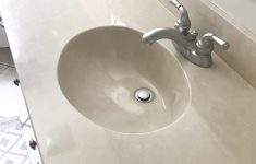 Formica Refinishing Kits Best Of Our Painted Sink Countertop Tub & Shower 8 Months Later