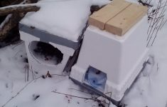 Free Outside Cat House Plans Beautiful Easy Winter Cat Shelter 5 Steps With