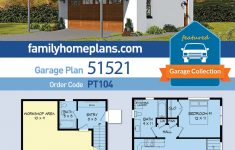 Garage Plans With Cost To Build Inspirational Modern Style 2 Car Garage Apartment Plan Number With 1 Bed 2 Bath