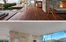 Glass Floors In Houses Unique This House In California Is Surrounded By Glass Walls To