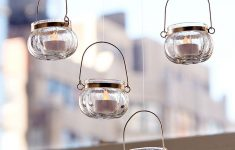 Hanging Glass Tealight Holders Wholesale Uk Elegant 2 1 4in Mini Hanging Glass Tea Light Holder Set Of 4