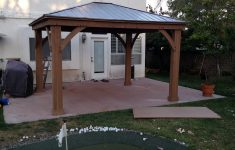 Hard Roof Gazebo Costco Inspirational Gazebo Assembly