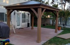 Hard Roof Gazebo Costco Luxury Gazebo Assembly