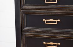 Hardware For Antique Furniture Fresh Antique Gold Rub N Buff On Mid Century Modern Hardware The