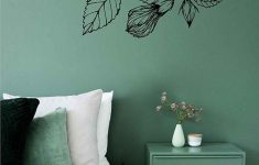 Hibiscus Flower Wall Stickers New Flower Wall Decals Floral Wall Decals Hibiscus Wall Decal