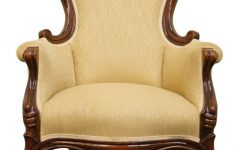 High End Antique Furniture Best Of 1940 S Antique Vintage Mahogany Victorian Parlor Accent Arm Chair