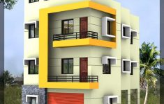 House Elevation For Three Floors Building Awesome Latest 3 Storey House Design At 1890 Sq Ft