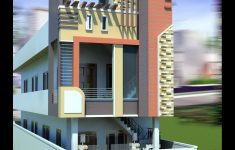 House Elevation For Three Floors Building Inspirational My House