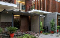 House Entrance Designs In India Inspirational Entrance To The House It Bines Indian Design With