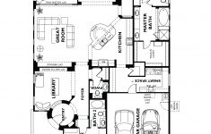 House Models And Plans New Trilogy At Vistancia Genova Floor Plan Model Home Shea