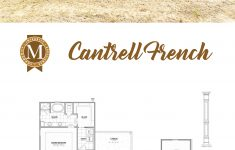 House Plans Lafayette La Lovely Cantrell French Living Sq Ft 1 913 Bedrooms 4 Baths 2
