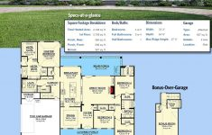 House Plans Over Garage Inspirational Plan Hz Open Concept Farmhouse With Bonus Over Garage