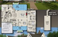 House Plans Over Garage New Plan Rk 4 Bed New American Farmhouse Plan With Bonus