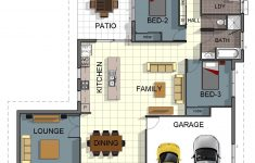 House Plans With Pet Rooms Luxury Single Storey 4 Bedroom House Floorplan With Additional