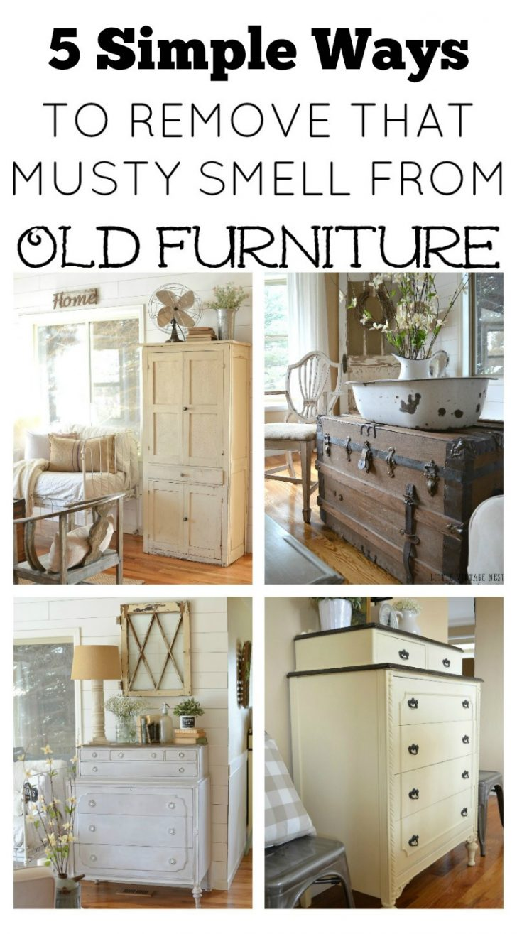 How Do You Clean Antique Wood Furniture 2021