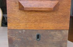 How Do You Clean Antique Wood Furniture Inspirational Before And After Antique Desk Drawer Clean With Touch Of