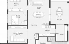How To Design House Plans Luxury Nice Floor Plan Some Ideas Bed 4 & Bath Extend Out As
