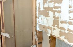 How To Remove Wall Tile Without Damaging Drywall New Tips On How To Remove Old Shower Tile • Ugly Duckling House