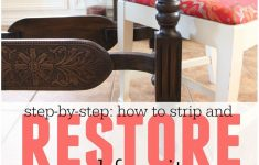 How To Restore Antique Wood Furniture Beautiful Remodelaholic
