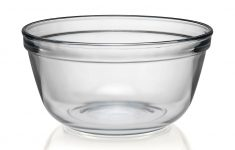 Large Clear Glass Mixing Bowl New Mixing Bowl