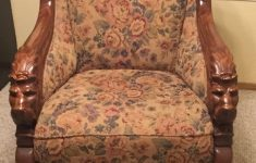 Lion Head Furniture Antique New I Have An Antique Lion Head Arm Chair With Claws For Feet