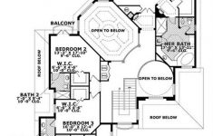 Luxury 2 Story House Plans Best Of Luxury House Plan Mediterranean Style 5 Bed 5872 Sq Ft