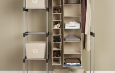 Mainstays Wire Shelf Closet Organizer Fresh Painting Of Smart Ways To Maximize Storage Ideas For Small
