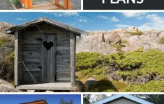 Make My Own House Plans For Free Inspirational 9 Super Chic Diy Outhouse Plans [free List] Mymydiy