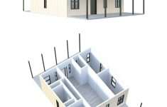 Metal Building House Plans Designs Lovely Building A Tiny Home Costs Floor Plans & More