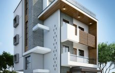 Modern Exterior House Designs Luxury Exterior By Sagar Morkhade Vdraw Architecture