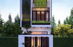 Modern Home Plans For Small Lots Inspirational 50 Narrow Lot Houses That Transform A Skinny Exterior Into