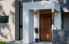 Modern House Front Door Designs Elegant A Modern Smart House