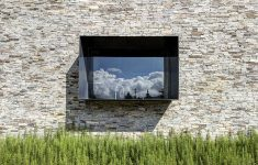 Modern Stone House Pictures Luxury Contemporary Stone House By Elas Rizo Arquitectos