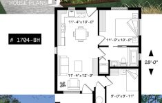 Modern Style House Plans Luxury Small And Affordable Modern Style House Ideal For First