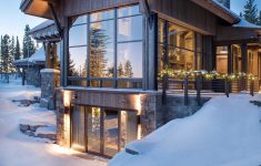 Mountain Modern House Plans Luxury Breathtaking Mountain Modern Home Deep In The Montana Forest