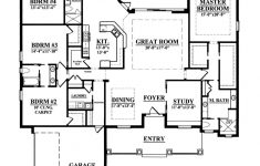 New Construction House Plans Awesome Floor Plans — Ernie White Construction