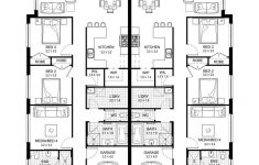 New Duplex House Plans Inspirational Redleaf 40 Duplex Level Floorplan By Kurmond Homes New