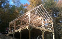 One Story Post And Beam House Plans Lovely Our 24 X 30 E Story Barn With Loft