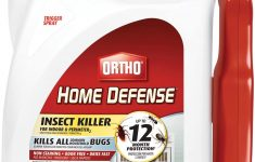 Ortho Max Home Defense Pet Safe Unique Ortho Home Defense Insect Killer For Indoor & Perimeter2 Ready To Use Trigger Sprayer