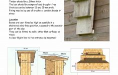 Plans For Bat House Awesome How To Build A Bat House Bats Are A Great Way To Rid Of