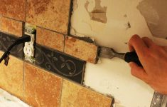 Remove Wall Tile Without Damaging Drywall Best Of How To Remove A Kitchen Tile Backsplash
