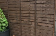 Rustic Garden Fence Panels Lovely 2 Rustic Brown Fence Panels With Posts In Macclesfield Cheshire