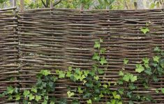 Rustic Garden Fence Panels Lovely Hardscaping 101 Woven Fences Gardenista