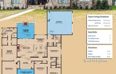 Rustic House Plans With Basement New Plan Mk Five Bedroom Rustic House Plan In 2020