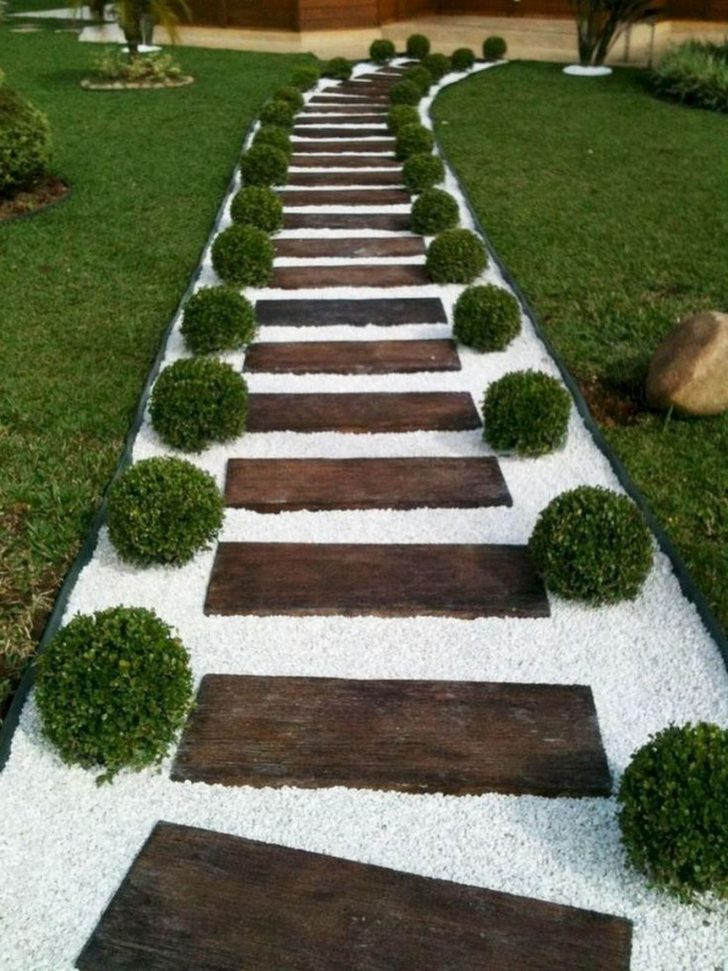 Simple Front Walkway Ideas 2020