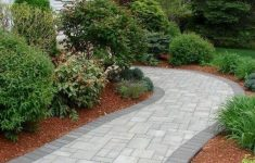 Simple Front Walkway Ideas Lovely Simple Front Yard Pathways Landscaping Ideas28